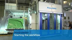 KraussMaffei: Long Fiber Injection Molding (LFI)