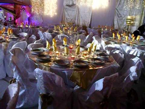 dcoration mariage oriental par zraimek traiteur 0624039257 - Traiteur Mariage Oriental