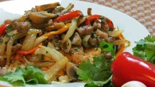 How To Make Marinated Chicken Breast Lyonnaise