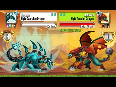 Dragon City - Fighting Battle + Leagues 276 [Full Missions & Boss 2016]