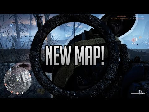 NEW BF1 MAP OUT NOW! Battlefield 1