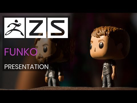 Sculpting Stylized Vinyl Figures with Funko