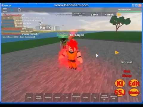 Dragon Ball RP:Legends-How To Get SSJG,SSSJGSS And SSJ5