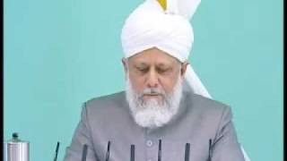 Eid Sermon : 28th November 2009 - Part 4 (Urdu)