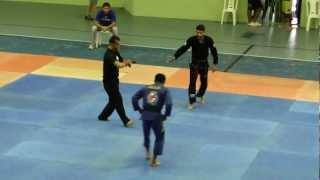 Jiu-Jitsu - ABU DHABI WORLD PRO - Jussier Formiga vs Tiago Barreto