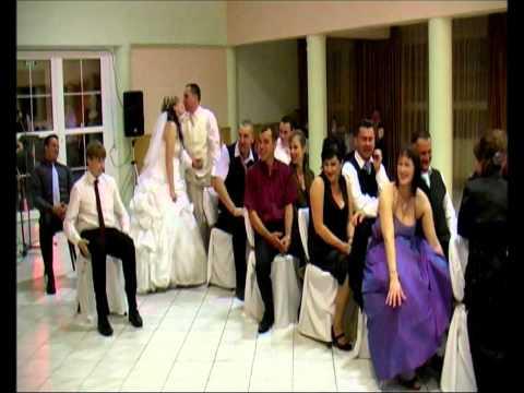 Svadobný Koč - Starejší-DJ Roman Števanka