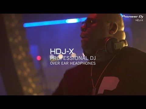 Pioneer DJ HDJ-X Models Official Introduction