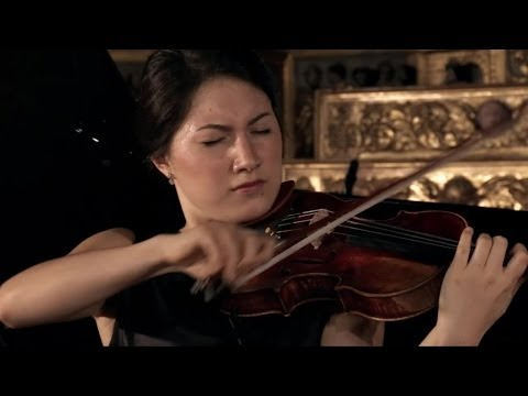Irène Duval  Ft. Ernst / Schubert - Transcription du Roi des Aulnes