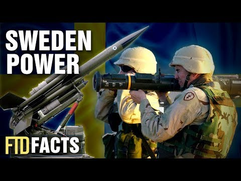 How Much Power Does Sweden Have?