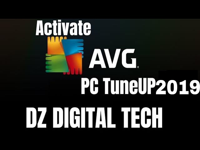 avg tuneup 2018 activation code