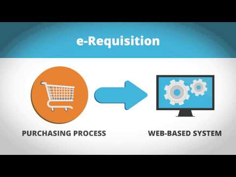 eRequisition Explainer Video