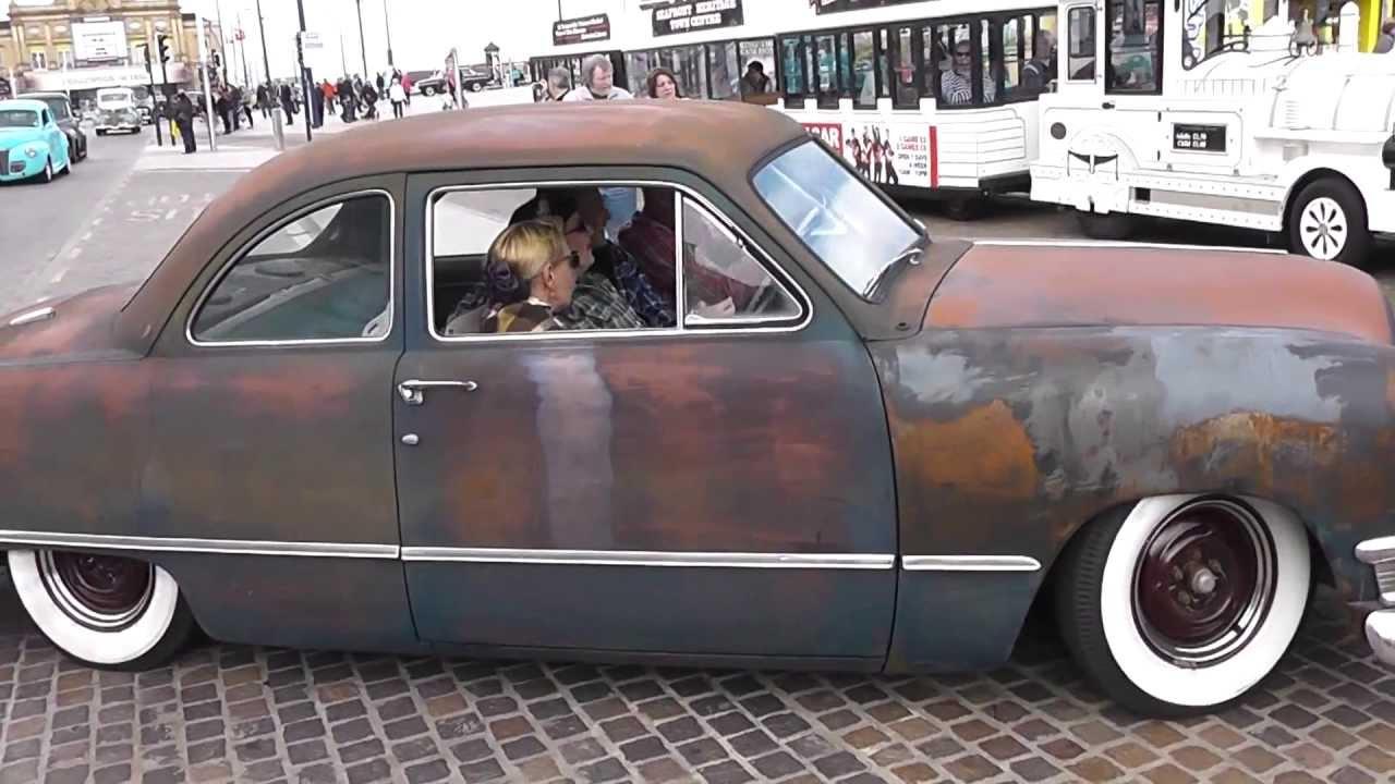 Hemsby May Classic Car Cruise British American