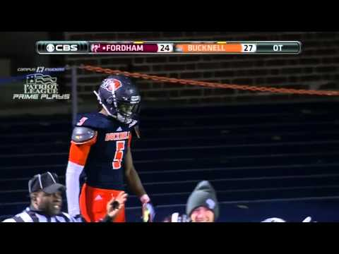Patriot League Prime Plays: Fordham Wins Conference Title | CampusInsiders