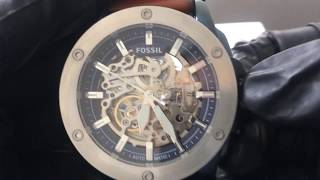 Reloj FOSSIL ME3135 - UNBOXING FOSSIL Watch ME3135 (Regaloj)