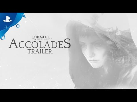 Torment: Tides of Numenera - Accolades Trailer | PS4