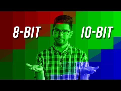 8-bit Vs. 10-bit Video | What's The Difference?