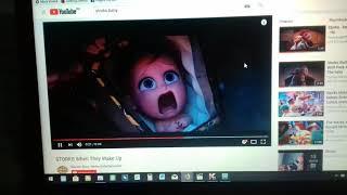 Annabelle's Storks - Horror Movie - Warner Bros. Animation