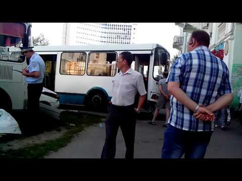 ДТП 02.08.2016 Нижний Новгород проспект Ленина