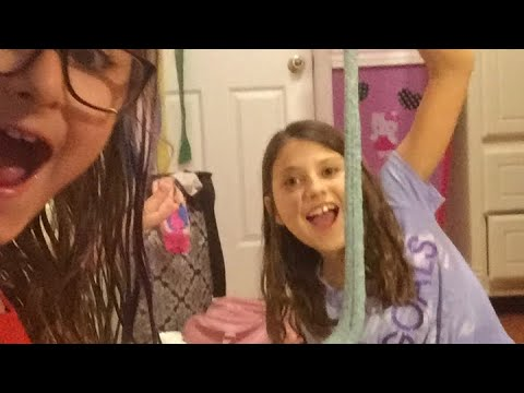Making Slime! Ft. Maxine Smith!