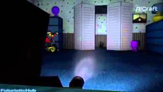 Анимация Фредди 4 история появления аниматроников