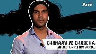 Newton | Chunaav Pe Charcha - An Election Reform Special ft. RajKummar Rao and Raghubir Yadav