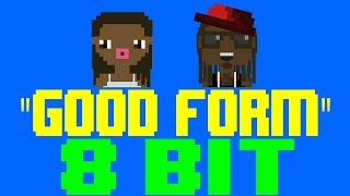 Good Form [8 Bit Tribute to Nicki Minaj feat. Lil Wayne] - 8 Bit Universe Video