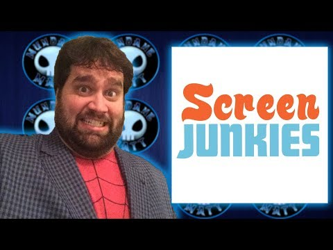 Screen Junkie's Andy Signore suspended over harassment allegations