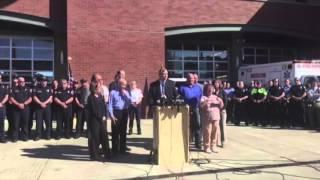 Oregon leaders speak on UCC shooting, preventing gun violence