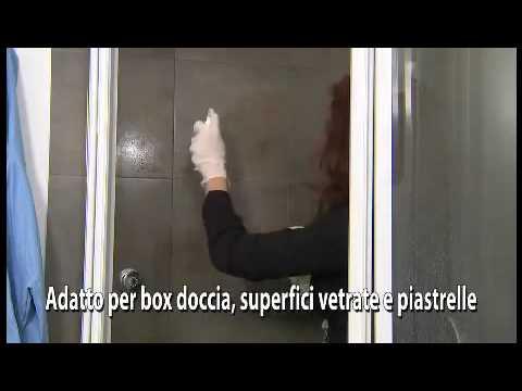 Pulizia di vetro piastrelle e box doccia mp youtube