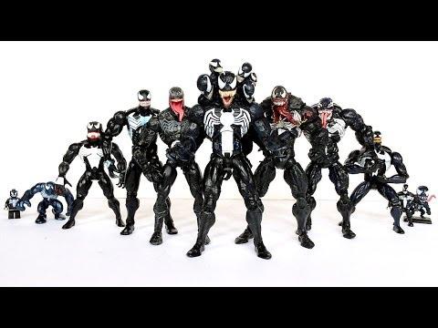 VENOM Action Figure Evolution Episode 11