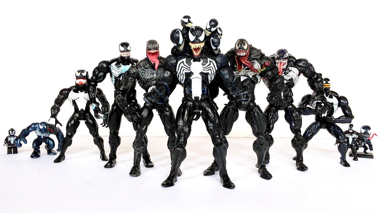 Infinity Sign Wallpaper Hd Venom Action Figure Evolution Episode 11 Youtube
