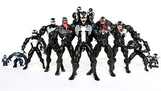 VENOM Action Figure Evolution Episode 11