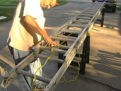 Extension Ladders Ropempg Youtube