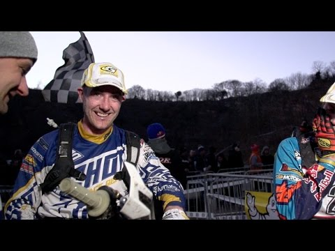 Graham Jarvis Onboard Helmet Cam The Tough One 2015