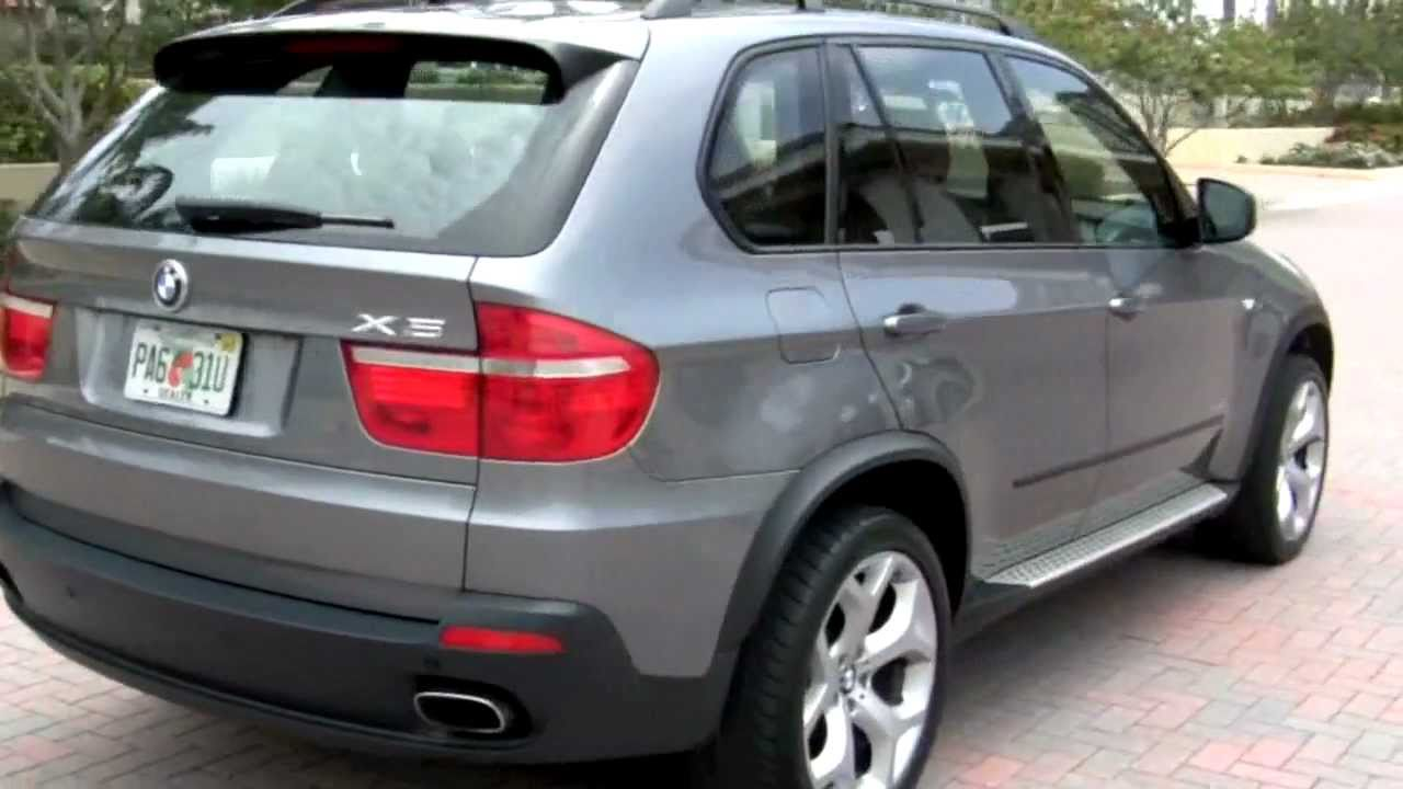 2010 Bmw X5 Gray A2700 Youtube
