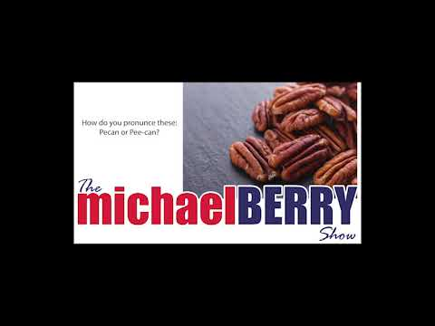 Michael Berry - Hot Topic: Words pronounced two different ways