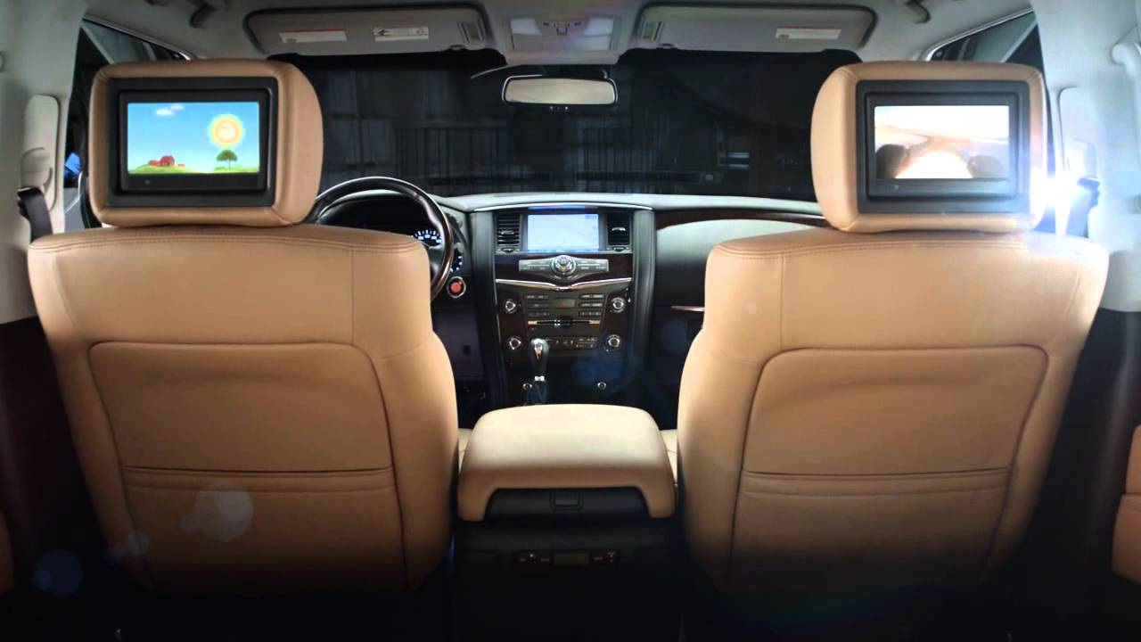 The new nissan patrol 2014 youtube vanachro Image collections