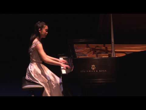 Anne Liu - Round II - 2017 Hilton Head International Piano Competition