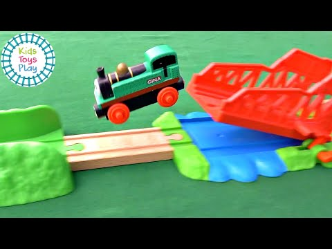 Thomas the Tank Engine Train Crash Compilation