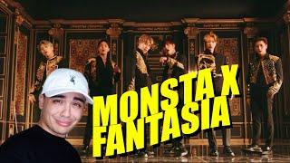 Baixar MONSTA X FANTASIA MV Reaction