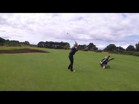 Highligh At Ganton Golf Club  - Junior Open 2017 !!