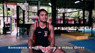 Ngoo Ditty @ Tiger Muay Thai & MMA Training Camp