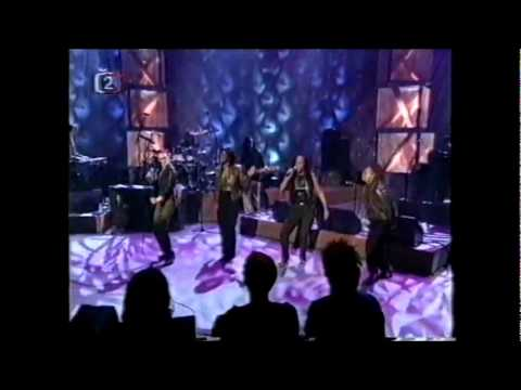 Eurythmics Sisters Are Doin' It For Themselves Live By Request on A&E 2000