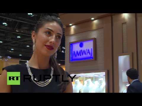 UAE: Rare and dare gems sparkle at International Jewellery Show