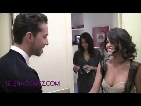 Selena Gomez surprise meeting with Shia LaBeouf