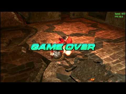 PPSSPP Tekken 6 cwcheat enable arena mod