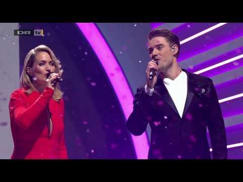 Start sang til melodi gran prix 2017 alle deltager + Værterne