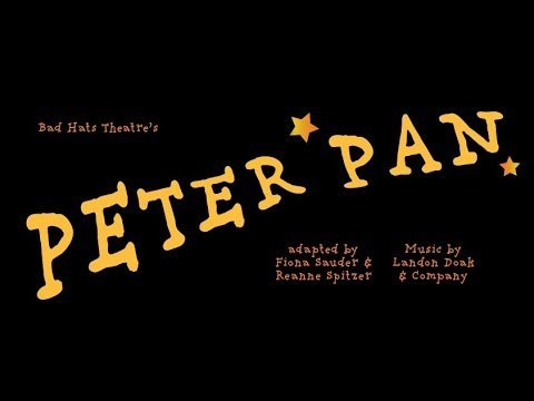 Bad Hats Theatre's Peter Pan – Carousel Players