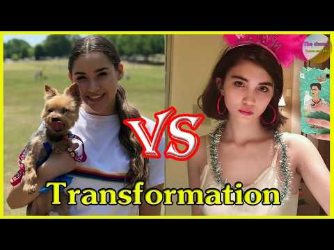 Rowan Blanchard vs Gracie Haschak transformation from 1 to 16 years old