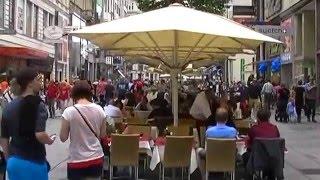 Wenen (Wien / Vienna) - Stadswandeling (Stadtrundgang / Walking Tour), 27 juni 2015
